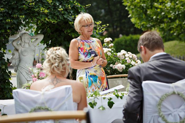 Votrag Freie Trauung - Be my Valentine Hochzeitsmesse