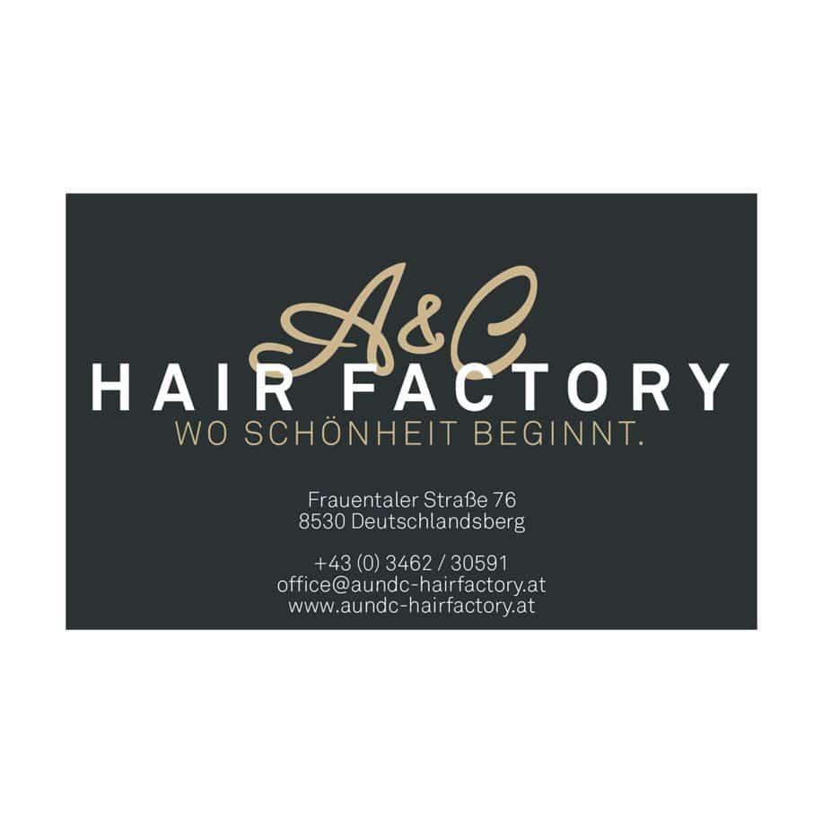 Aussteller Hochzeitsmesse A&C Hair Factory