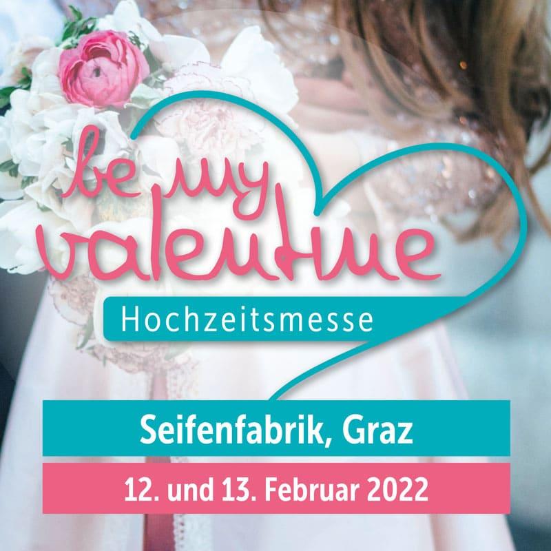 Hochzeitsmesse be my valentine 2022